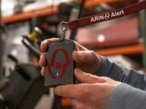 ARINAlert WearableTag
